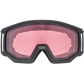UVEX Athletic V Masque, black mat/variomatic